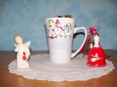 Tazza con pupazzi di neve - Mug with snowmen