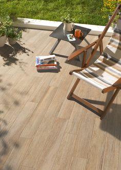 Planet - wood effect flooring #Marazzi #ModenaFliser