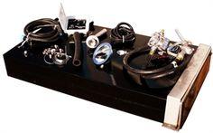 Mirage Trailer Parts. 38 Gallon Fuel System