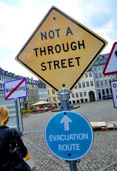 Evacuation Fail