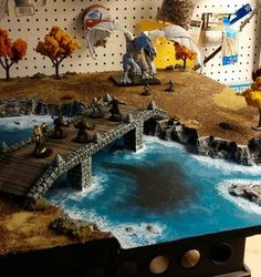 Custom Fantasy Terrain (CFT) Shawny Finn's site from DM Scotty's Crafts N' Games FB Page