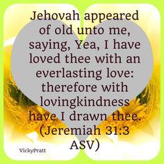 Jer. 31:3