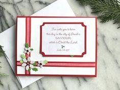 Christmas Note, Christmas Cards To Make, Xmas Cards, Holiday Cards, Cards Diy, Greeting Cards, Christmas Ideas, Craft Cards, Winter Cards