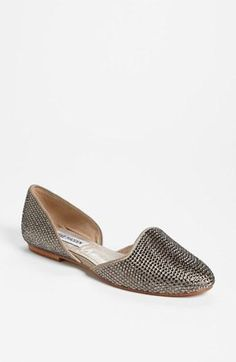 slippers with sparkle.