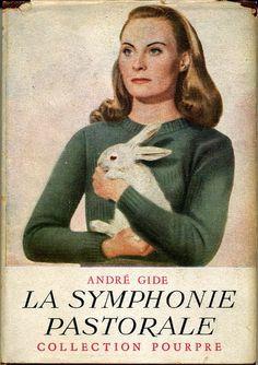 gide (with a bunny)