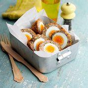Scotch eggs | Easy snack ideas