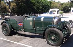 Bentley Speed Six 1926–1930 | WikiAutos.