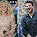 Carrie Underwood, Chris Young Named Sexiest Country Stars of 2012