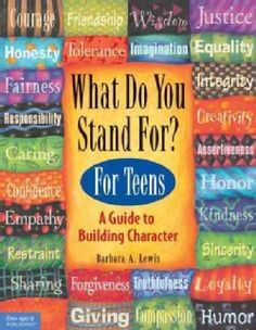 What Do You Stand For? for Teens: A Guide to Building Character (Paperback) - Free Shipping On Orders Over $45 - Overstock.com - 2562202 - Mobile
