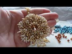 DIY Tutorial Ciondolo MaSay in collaborazione con Perline &Gioielli - YouTube