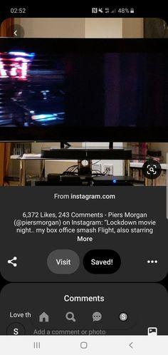 Piers Morgan, Flat Screen, Blood Plasma, Flatscreen, Dish Display