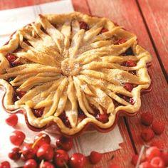 Flower Pie crust