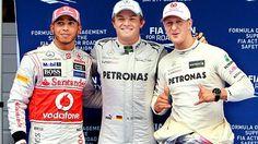 Haug: Rosbergs Erfolg und Mercedes-Dominanz dank Schumacher