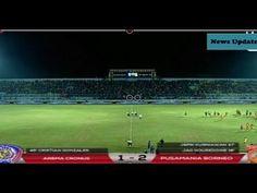 Cuplikan Pertandingan Arema Cronus vs Pusamania Borneo FC [1-2] | ISC 2016