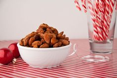 Chai Spice Roasted Almonds with Homemade Chai Spice Mix