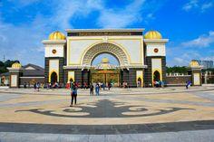 Istana Negara - Kuala Lumpur - http://fuievouvoltar.com