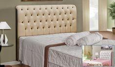 cabeceira de cama de casal - Pesquisa Google