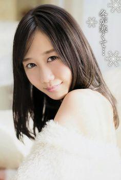 """SKE48 Nao Furuhata """"Futaridake no Jikan"""" on Young Champion Magazine"""