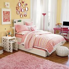 Baby girl Teenage Girl Room Ideas Pink and gray – Several important factor that you can buy at your child's child clothes. When selecting clothes for your child, you can make it possible for the supply of clothing can preserve your child comfortable.