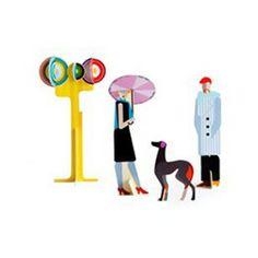 Boulevard greyhound