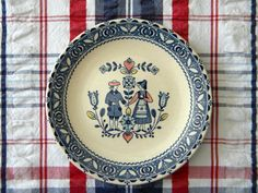 Johnson Brothers Hearts & Flowers ironstone bread and butter plates #johnson_brothers #hearts_flowers #ironstone
