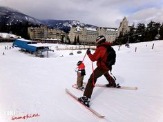 Toddler Shreds the Gnar with the Help of Whistler Ski School – Surf and Sunshine Winter Activities, Fun Activities, Ski Vacation, Summer Bucket, Whistler, Winter Fun, Kids Sports, Outdoor Fun, Family Travel