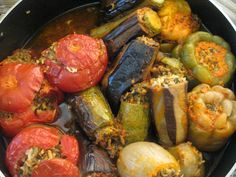 """""""Dolma... a Christmas staple on the Armenian side of my family! Such simple ingredients, such a good meal."""""""