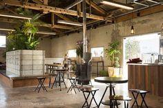 [168] 창고 개조형 카페 인테리어 / 50평 : 네이버 포스트 Bakery Design Interior, Outdoor Decor, Furniture, Cafe Interior, House, Interior Design, Home Decor, Outdoor Furniture Sets, Coffee Shop