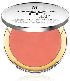 5 Anti-Aging Blushes That Make You Look Younger | StyleCaster