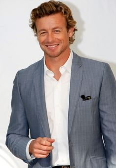 Simon Baker gorgeous-men