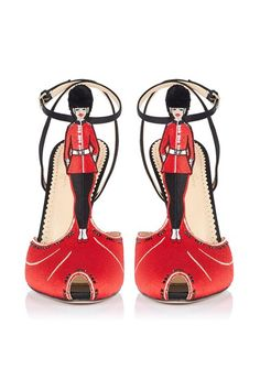 London Calling: Charlotte Olympia