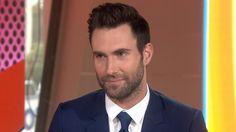 Adam Levine Says Behati Prinsloo Gets 'Random'... #AdamLevine: Adam Levine Says Behati Prinsloo Gets 'Random' Pregnancy… #AdamLevine
