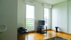 BYP-410 - Furnished studio for rent , 27 m² Rue Saint Charles, Paris 15, 1400 €/M