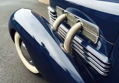 Bid for the chance to own a 1937 Cord 812 Beverly Supercharged at auction with Bring a Trailer, the home of the best vintage and classic cars online. Citroen Traction, Classic Cars Online, Chrome Plating, Luxury Cars, Cord, Restoration, Screen Shot, Vintage Style, Bling