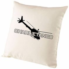 Fifty Shades Of Grey Charlie Tango Cushion Cover
