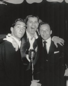 Dean, Jerry and Frank