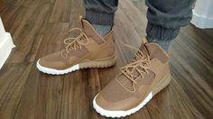 adidas tubular x wheat