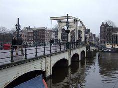 The Skinny Bridge , Amsterdam