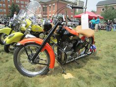1950 Indian Warrior – Indian Motocycle Day 2013