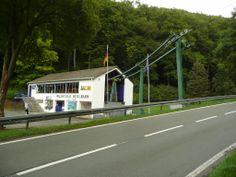 Edersee - Talstation Bergbahn