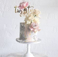 100 Amazing celebration cakes for all occasions - birthday cake ideas ,Impressiv. - 100 Amazing celebration cakes for all occasions – birthday cake ideas ,Impressive cakes ,annivers - Buttercream Cake, Fondant Cakes, Cupcake Cakes, Gorgeous Cakes, Pretty Cakes, Bolo Glamour, Nake Cake, Single Tier Cake, Painted Cakes