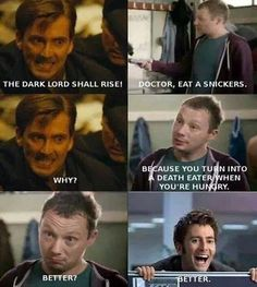 Lol snickers