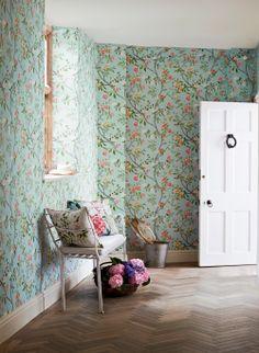 Nostell Priory Wallpaper - Zoffany