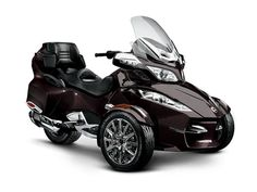 2013 Can-Am™ Spyder® RT Limited SE5