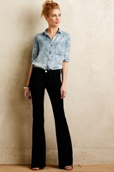 McGuire Majorelle Flare Jeans - #anthro