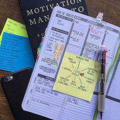 The Passion Planner in action. A Kickstarter-backed project by Alexis Trinidad.