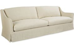 Lee Industries 3821-44 Extra Long Sofa