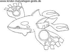 Pokemon Ausmalbilder Flamiau Stencils T Pokemon