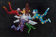 fondation cartier traces the creative spirit of the democratic republic of the congo