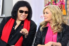 Gene Simmons & Shannon Tweed join us to talk about their involvement with The Heart Truth Fashion Show and their wedding. Watch The Marilyn Denis Show live and on-demand online at CTV. Shannon Tweed, Gene Simmons, Photography Portfolio, Round Sunglasses, Fashion Show, Marriage, Join, Watch, Live